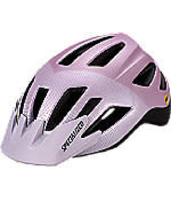 Specialized Specialized Helmet Shuffle UV LED Lilac/Dusty Lilac Accel Mips SB Youth