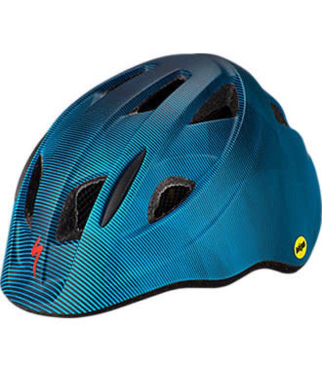 Specialized Specialized Helmet Mio SB Cast Blue/Aqua Refraction MipsToddler