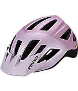 Specialized Specialized Helmet Shuffle  LED UV Lilac/Cast Berry Child