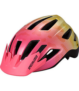 Specialized helmet Specialized Shuffle LED SB  Yellow/Acid Pink Terrain Mips