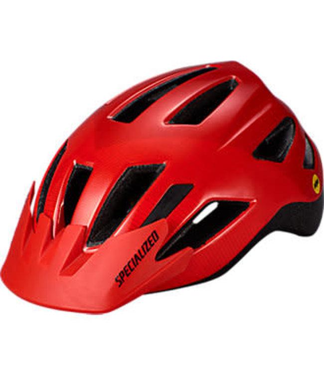 Specialized Helmet Specialized Shuffle SB Rocket Red/Crimson Accel Yth