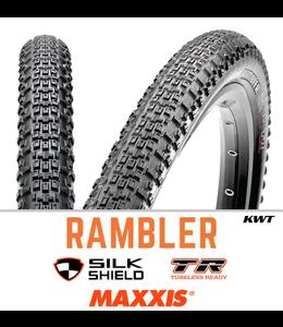 Maxxis Tyre Maxxis Rambler 700 x 45 Folding 60 TPI