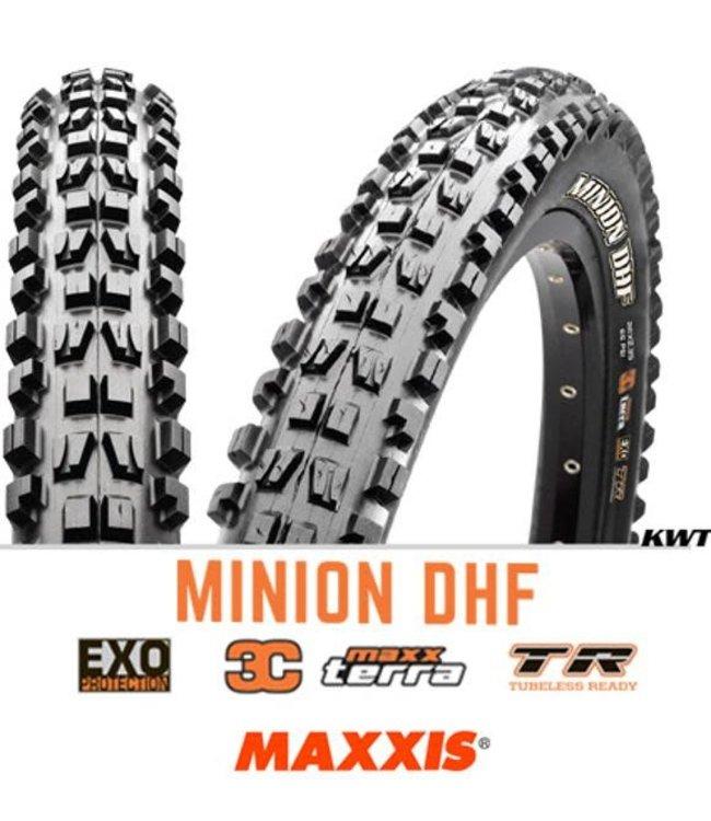 Maxxis Tyre Maxxis minion dhf 29  X 2.3 Folding 60 Tpi
