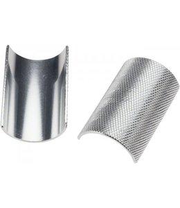 Problem Solvers Problem Solver Handlebar Shim 31.8mm to 35.0mm Silver