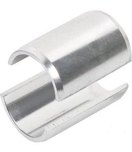 Problem Slver Handlebar Shim 26.0mm to 31.8 Silver