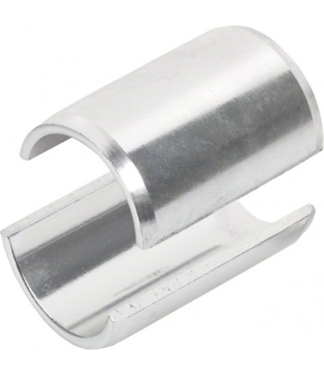 Problem Solvers Problem Slver Handlebar Shim 26.0mm to 31.8 Silver