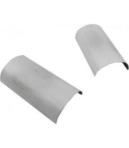Problem Solvers Problem Solvers Handlebar Shim 25.4mm to 26.0mm Silver