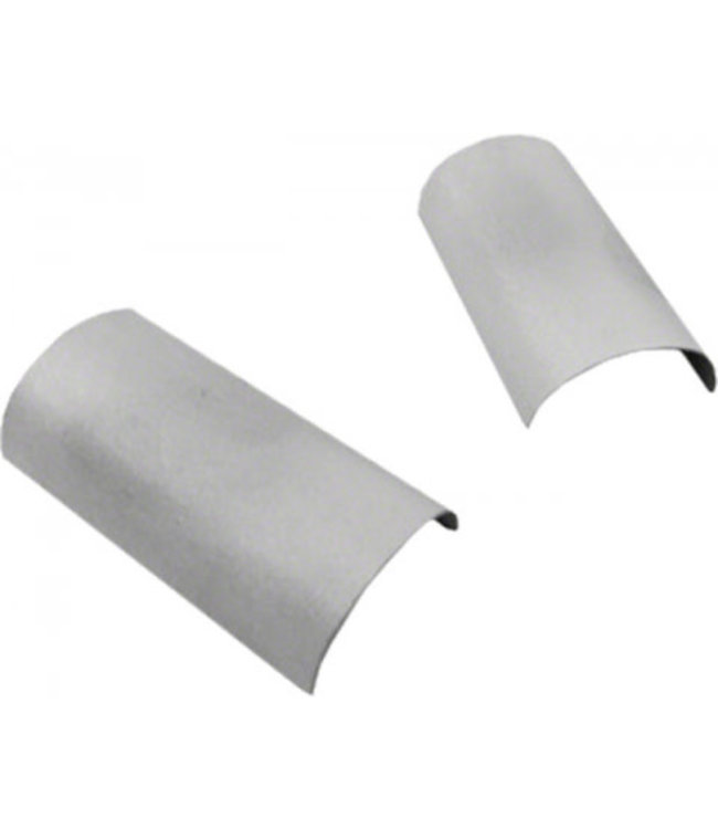 Problem Solvers Problem Solvers Handlebar Shim 25.4mm to 26.0mm Silver