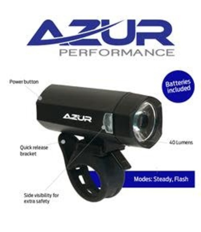 Azur Azur Headlight blaze 40L