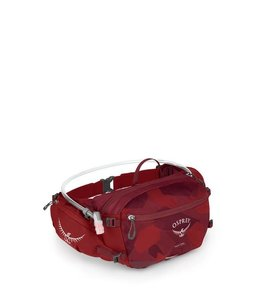 Osprey Osprey Seral Hip Pack with 1.5l Water Reservoir Molten Red