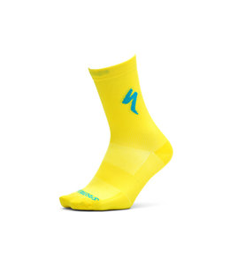 Specialized Specialized Sock Soft Air Tall Down Under Yellow