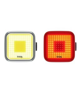 Knog Knog Blinder Square Black
