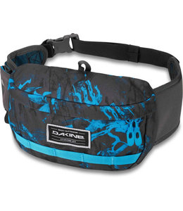 Dakine Dakine Waist Bag Hot Laps Cyan Scribble 5L