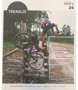 Treadlie Treadlie Magazine Issue #26
