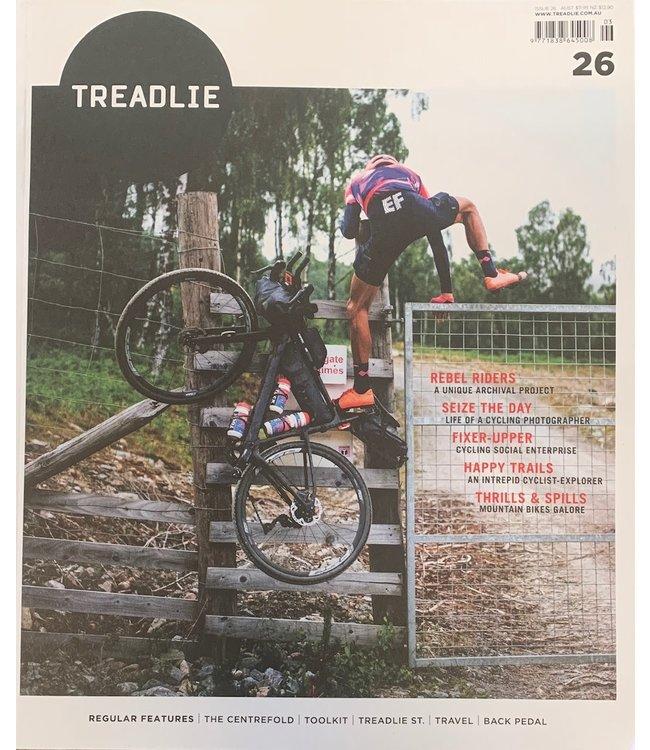 Treadlie Treadlie Magazine Issue #26