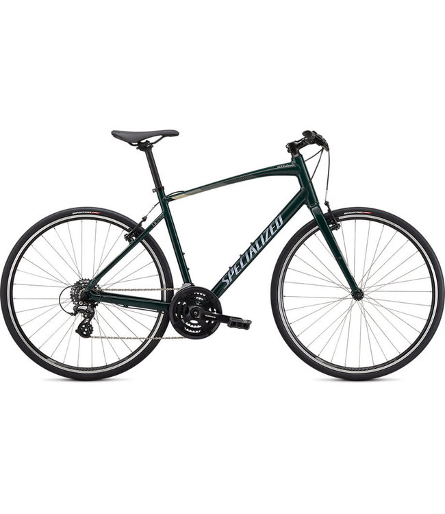 Specialized Specialized 20 Sirrus 1.0 Forrest Green / White / Black