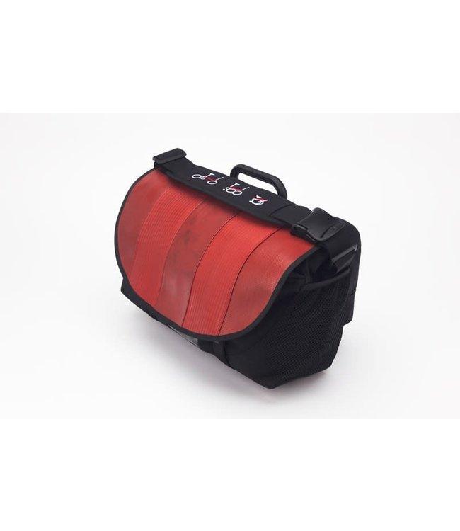 Brompton Brompton S Bag With Frame & Hose Flap