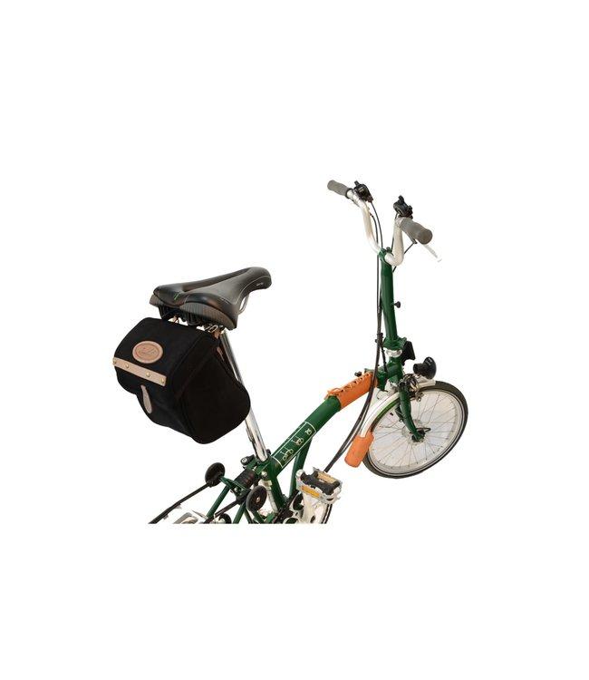 Zimbale Bag Seat Pouch 2.3Lt Black