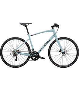 Specialized Specialized Sirrus 3.0 Gloss Summer Blue  Metallic Crimson  Black Reflective Med