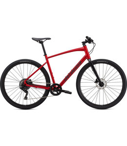 Specialized Specialized Sirrus X 2.0 Flo Red W Blue Ghost Pearl  Black  Satin Black Large