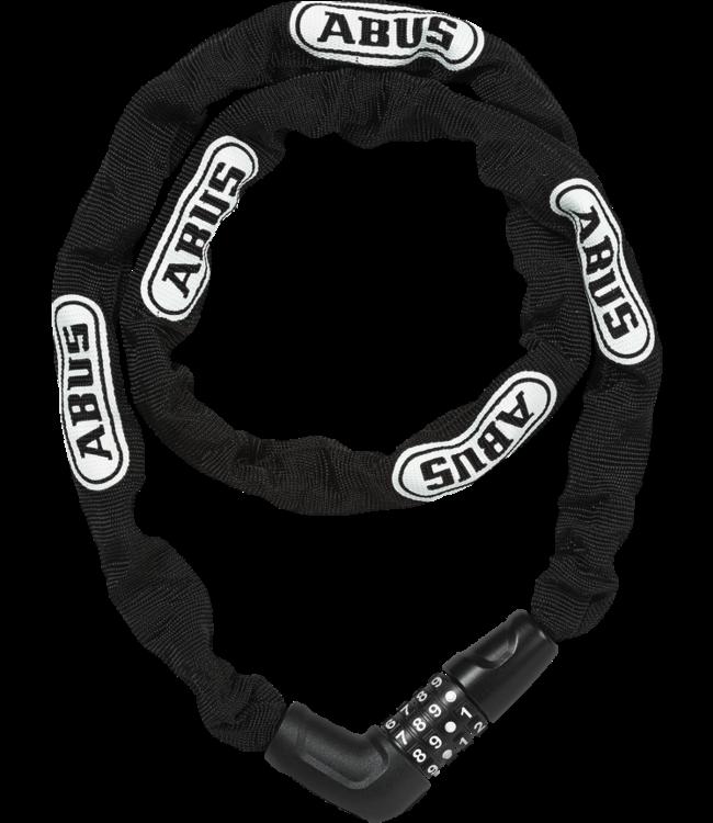 Abus Abus Lock Steel-O-Chain Combo 5805 Black 110cm