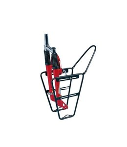 Bor Yueh Front Lowrider Carrier Rack Black #1780