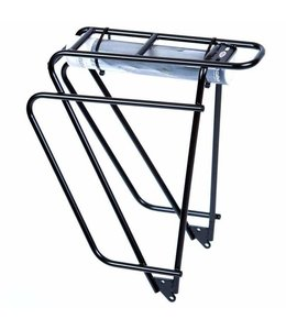 Tubus Tubus Logo Rear Rack 26/28'' Black 80000