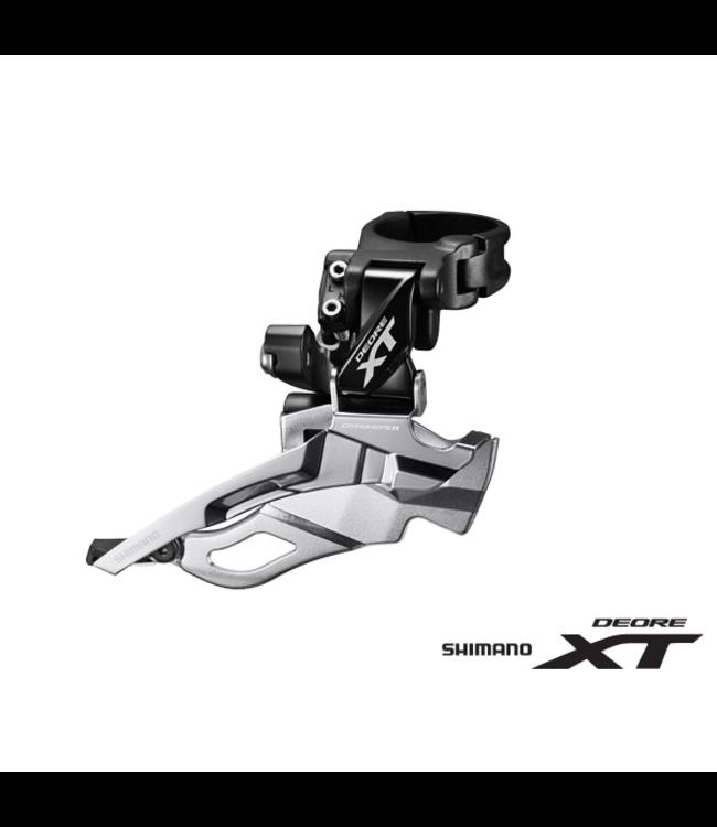 Shimano Shimano Front Derailleur XT 3 x 11 Side Swing FD-M8000