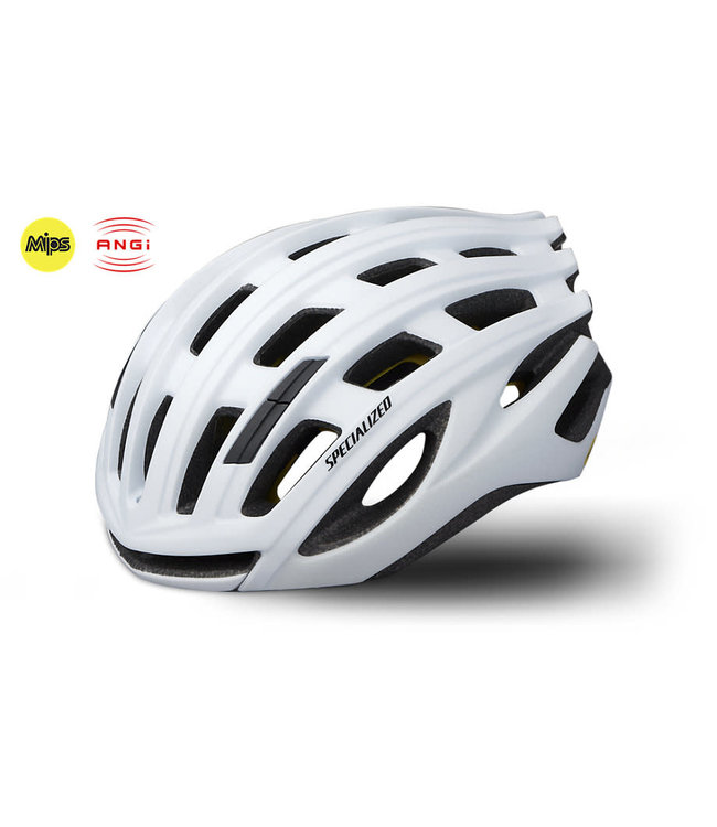 Specialized Specialized Helmet Propero 3 ANGI MiPS White Small