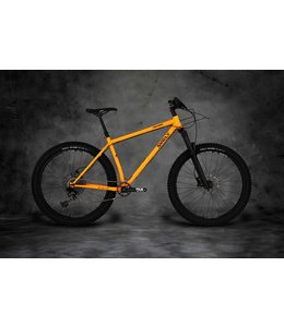 Surly Surly Karate Monkey Suspension 27.5 Toxic Tangerine X Large
