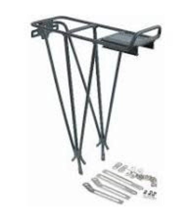 Beto Rear Rack Carrier 700c Disc Black 8988