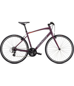 Specialized Specialized Sirrus 1.0 Gloss Cast Lilac  Vivid Coral  Satin Black Reflective XS