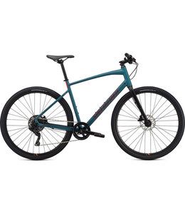 Specialized Specialized Sirrus X 2.0 Dusty Turquoise/ Black/ Rocket Red