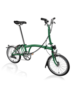 Brompton Brompton MY20 H6L Racing Green