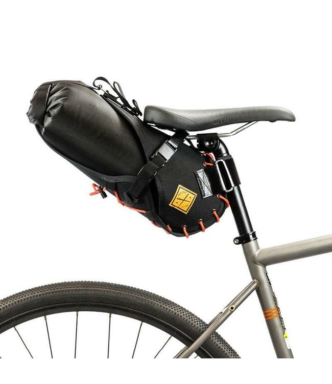 Restrap Restrap Bikepacking Saddle Bag + Dry Bag Large 8L