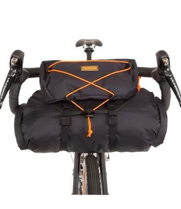 Restrap Bikepacking Bar Bag + Food Pouch + Dry Bag Small 14L