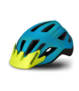 Specialized Specialized Helmet Shuffle SB Aqua Hyper Dot Plane Child