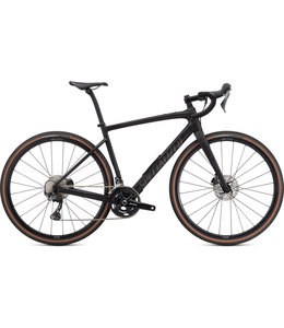 Specialized Specialized 20 Diverge Comp Carbon Carbon/ Chrome 56cm Smoke/