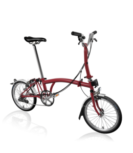 Brompton Brompton MY20 M6L House Red
