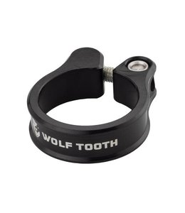 Wolf Tooth Wolf Tooth Seatpost Clamp Black 31.8mm