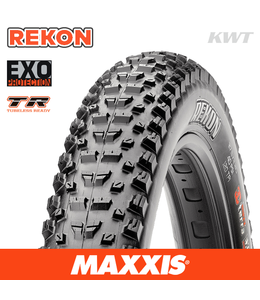 Maxxis Maxxis Tyre Rekon 29 x 2.60 Folding 60 TPI EXO TR