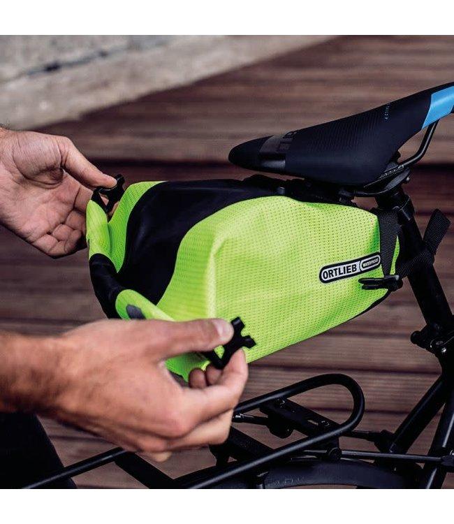 Ortlieb Ortlieb Saddle Bag Two High Vis Yellow 4L F9485