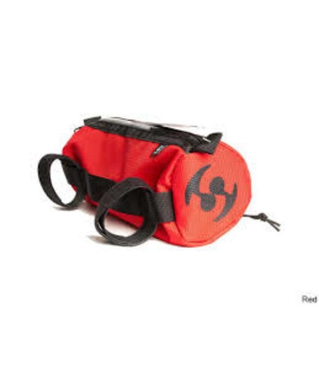 Speedsleev Speedsleev Handlebar Bag Diego Small Red
