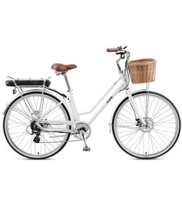 "XDS XDS E-Conic Retro -Bike 15"" Polar White"