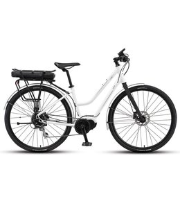 "XDS XDS E-Cruz E-Bike 15"" Polar White"