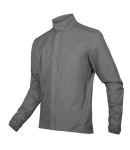 Brompton Brompton Barcelona Packable Jacket Grey Large