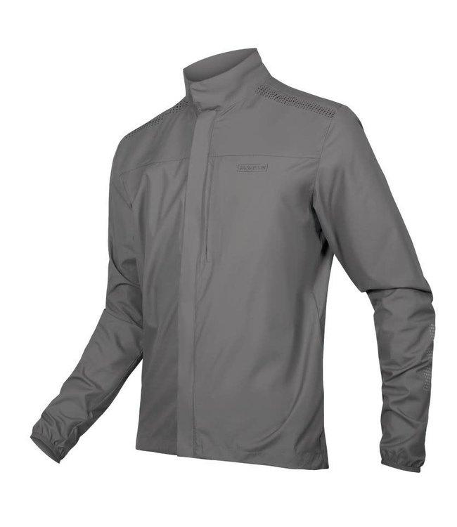 Brompton Brompton Barcelona Packable Jacket Grey Large