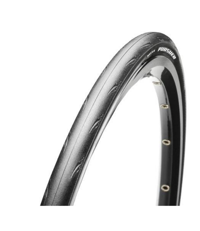 Maxxis Maxxis Tyre Pursuer 700 x 23 Folding Persisten Grip Compound 60TPI
