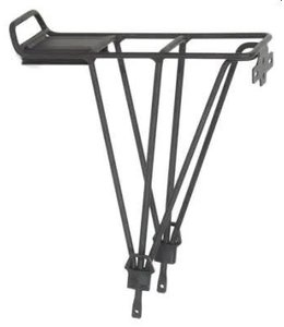 Beto Rear Rack Carrier for 700c Non-Disc Fittings Included Black 8986