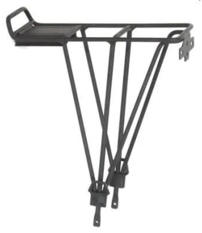 Beto Rear Rack Carrier for 700c Non-Disc Fittings Included Black 8986